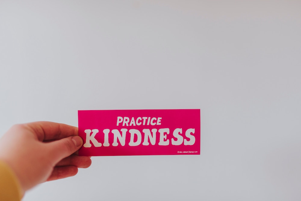 Practicing Kindness
