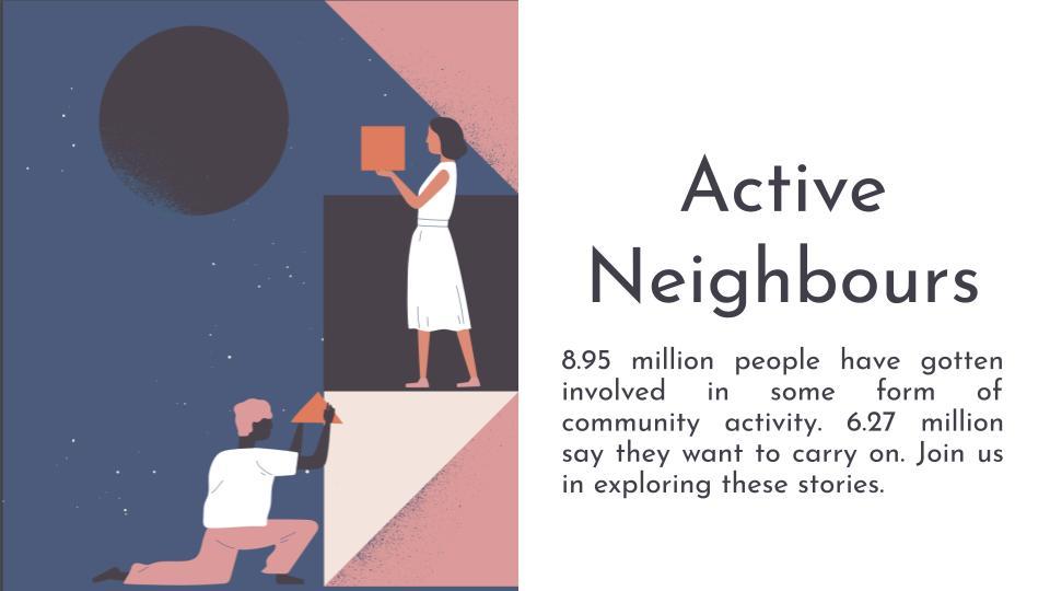 Active Neighbours
