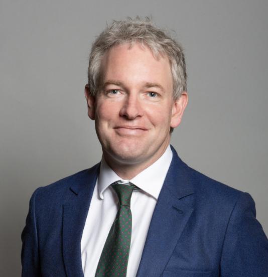 Danny Kruger, MP